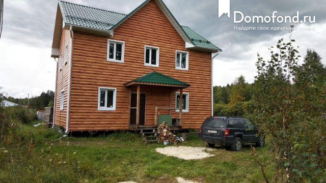 дом на продажу район калининский domofond.ru